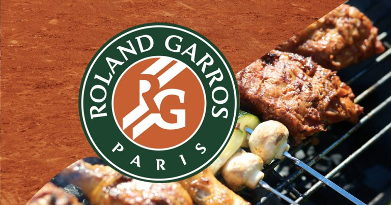 Roland Garros Barbecue – June 9, 2019