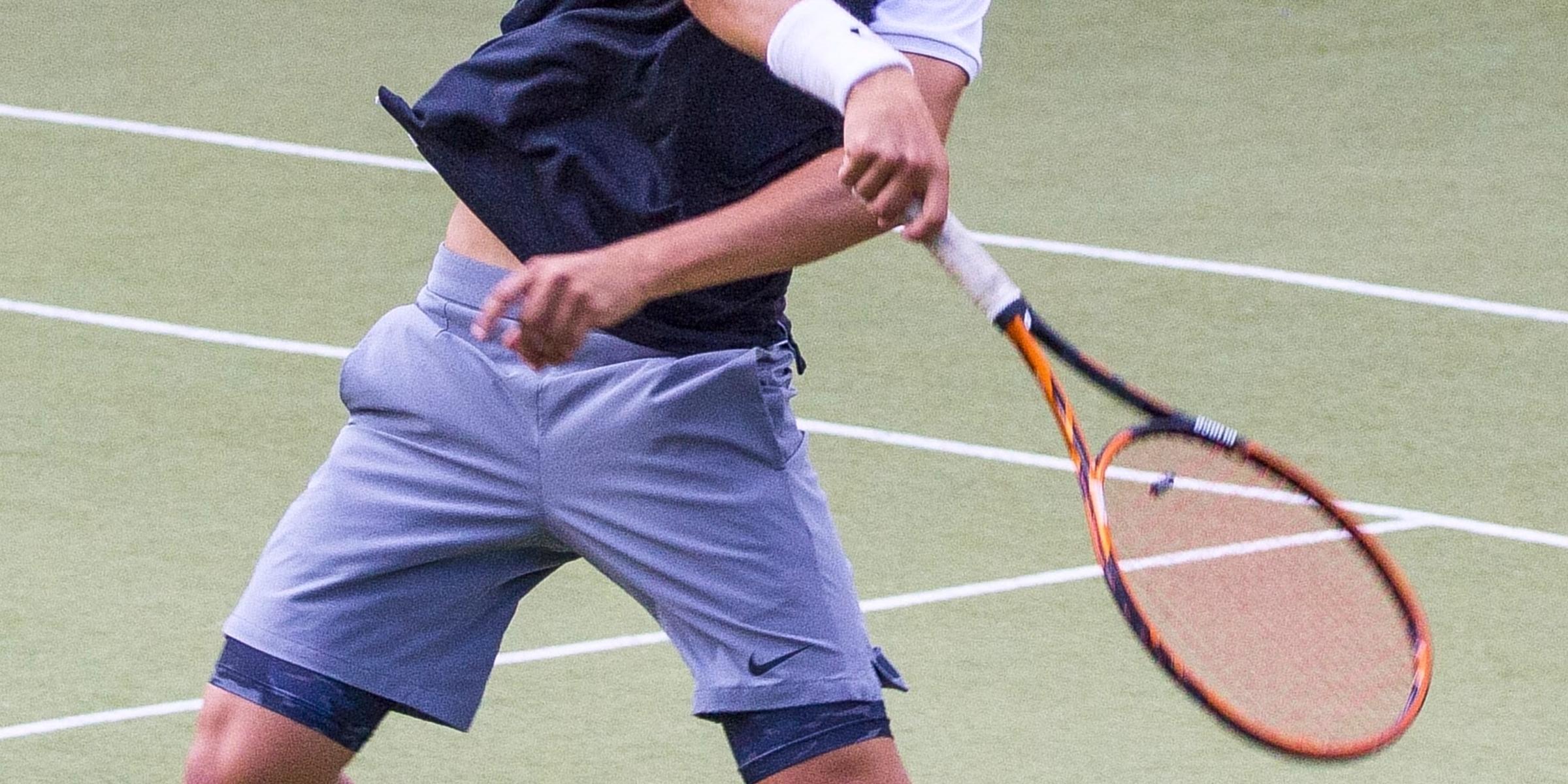 Enjoy Tennis with Globe