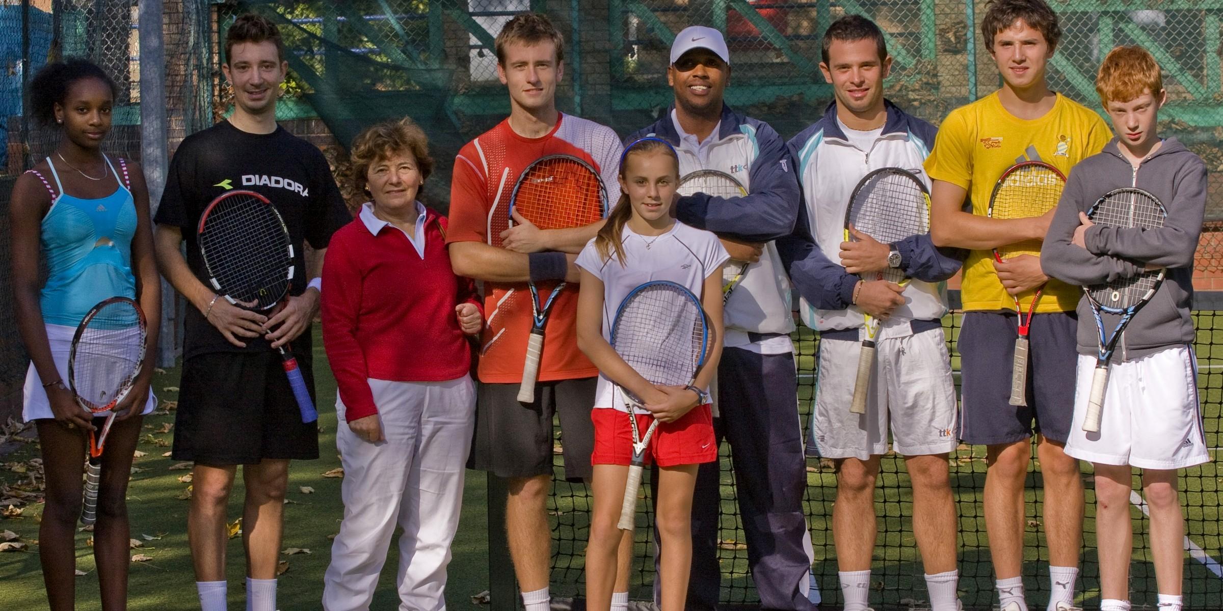 Tennis memberships