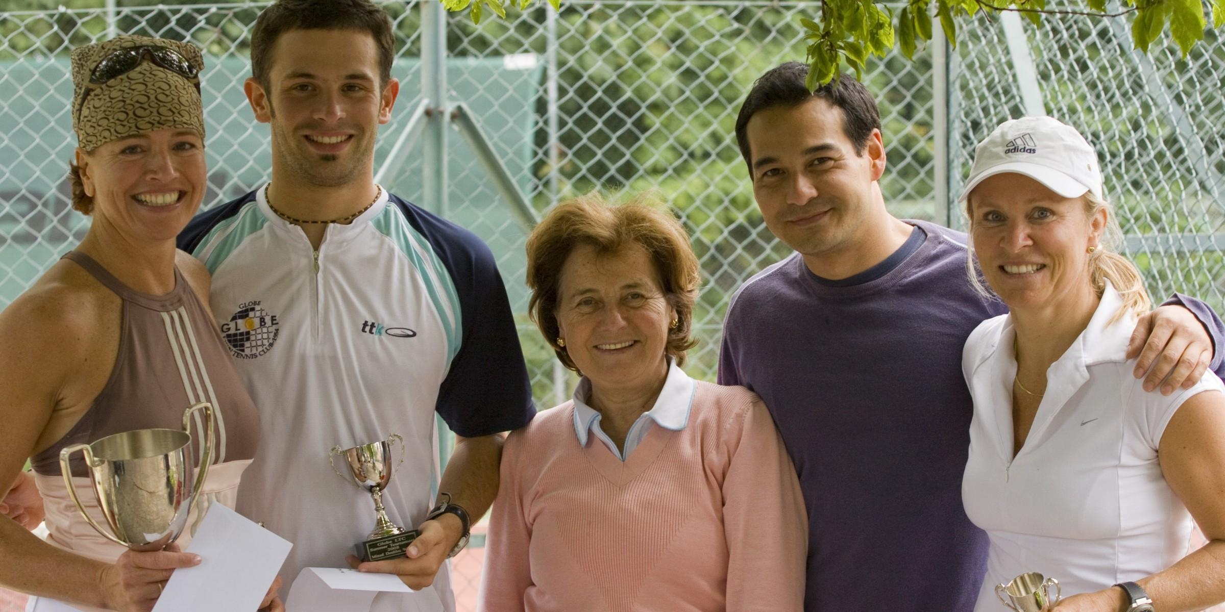 Globe Lawn Tennis Club