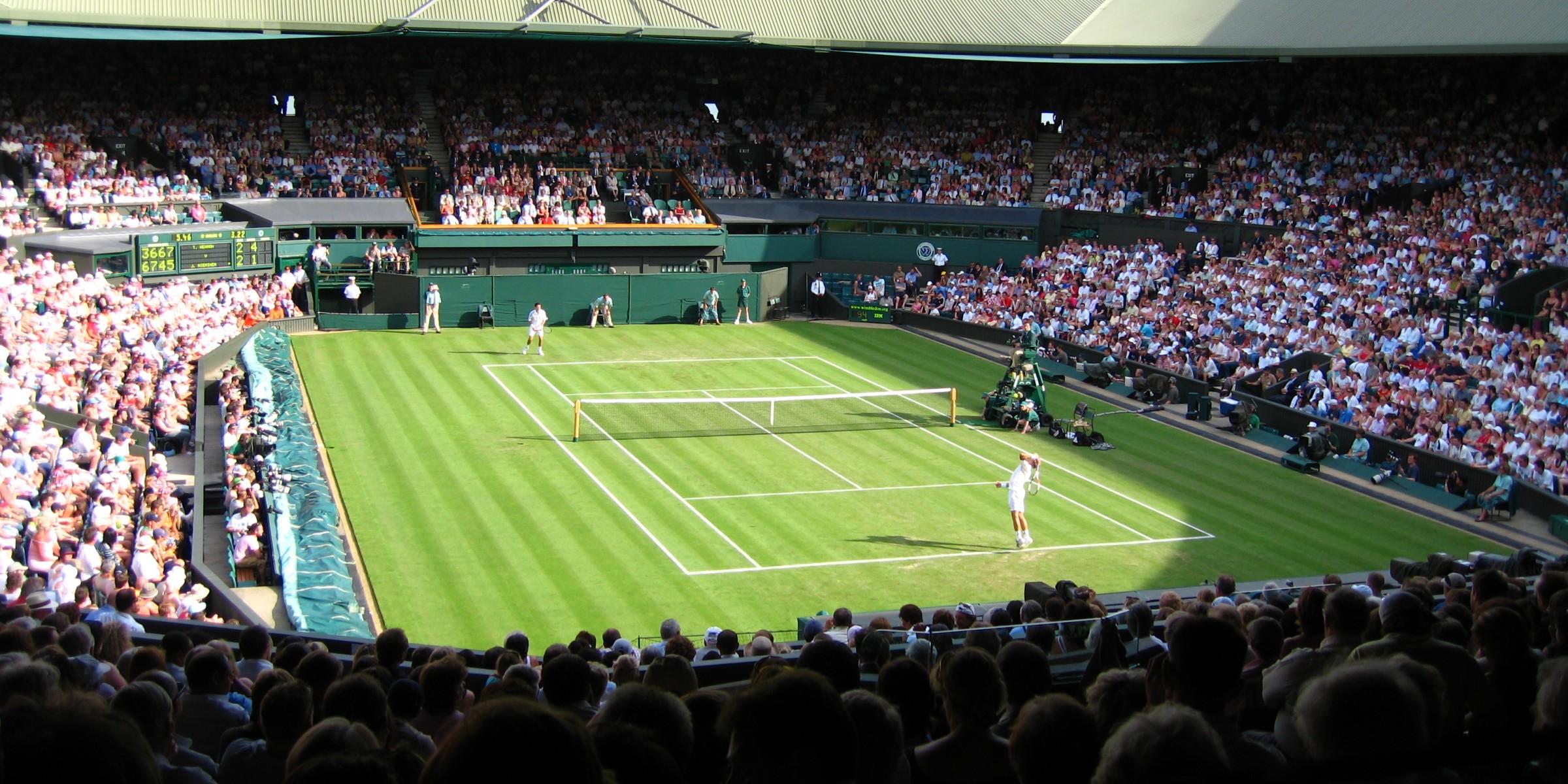 Tennis Wimbledon Tickets