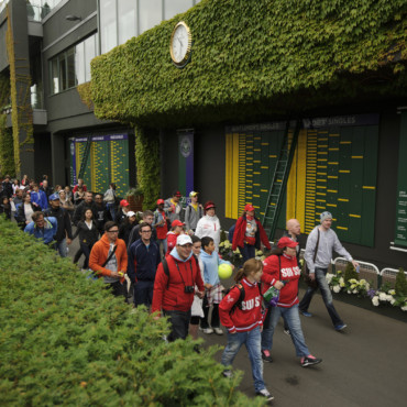 Wimbledon draw guide